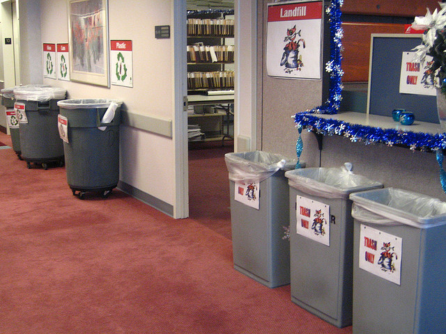 office waste management liverpool